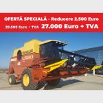 Combina New Holland L520 MCS