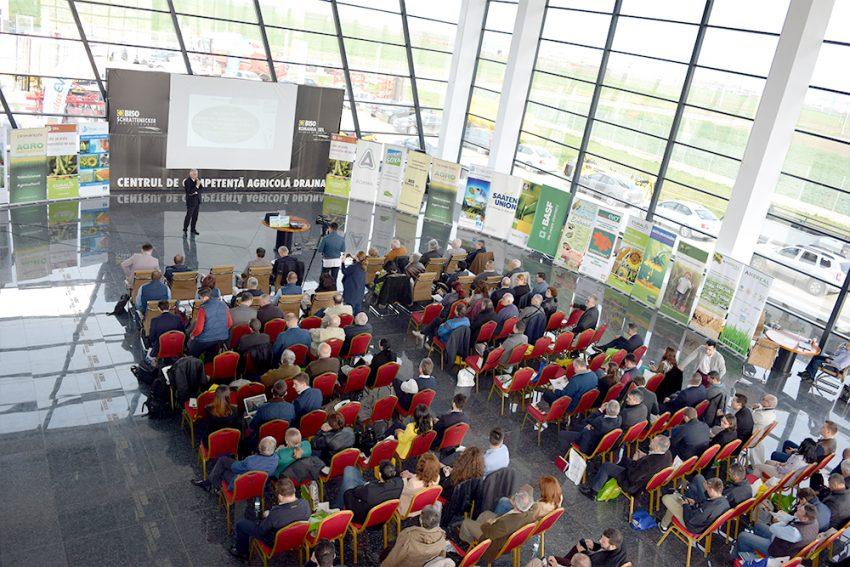 Conferința Donau Soja 2016, eveniment cu peste 250 reprezentanți ai fermierilor