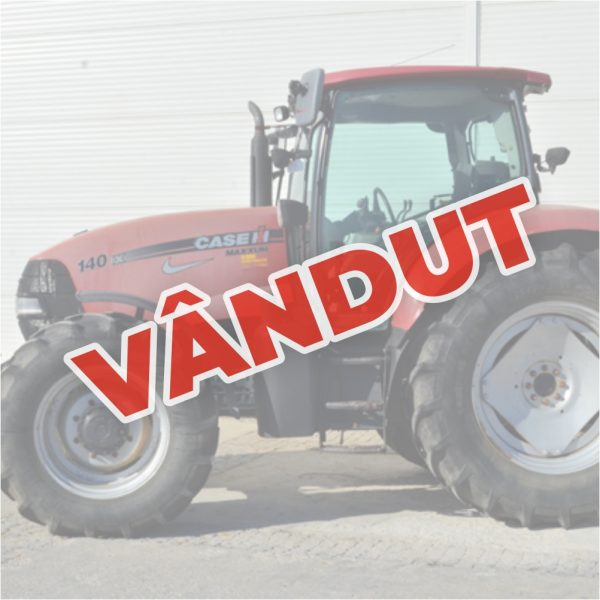 Tractor CASE Maxxum 140 X