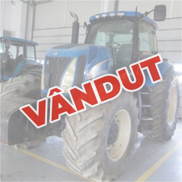 Tractor New Holland TG285