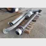 Conducte si sorb instalatie tambur irigatie IRTEC ROSA SPS 110 / 500 m